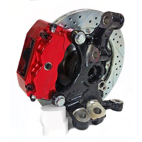 Brake System 11.625 Inch Front SS4+ Deep Stage D-2