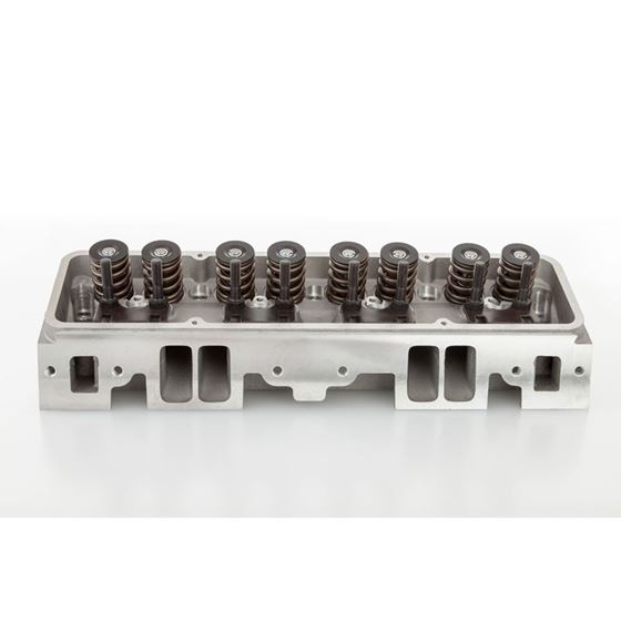 Flo-Tek 102-505 Small Block Chevrolet 180CC/64CC Aluminum Cylinder Head With Straight Plugs Intake