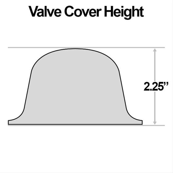 Valve Cover Height
