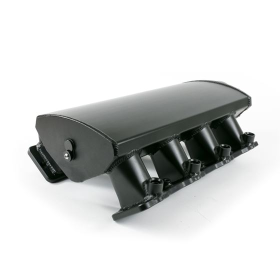 TSP 81003BK LS3/L92 Fabricated Intake Manifold, Aluminum, Angeled, Black Anodized