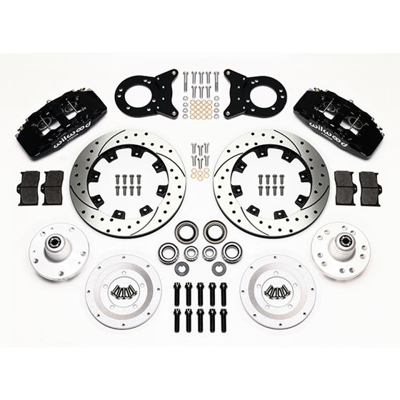 140-12947-D Dynapro 6 Big Brake Series, Black 12-2