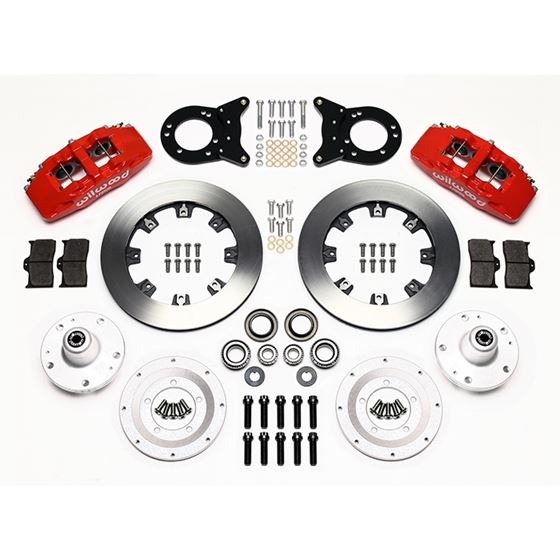 140-12947-R Dynapro 6 Big Brake Series, Red 12.1-2