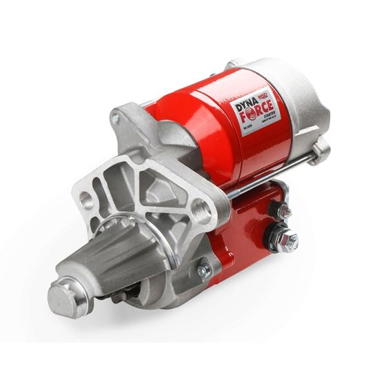 MSD 5098 DynaForce Starter, Mopar B, RB, LA Engines, 4.4:1, Non-adjustable, Denso Style