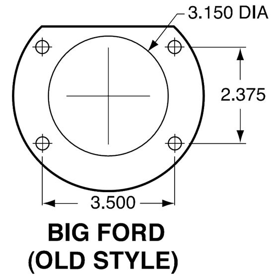Big Ford (Old Style)