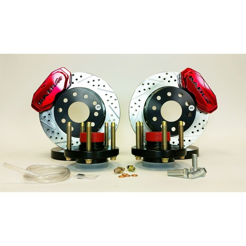 Brake System 11 Inch Front SS4+ Deep Stage Drag Ra
