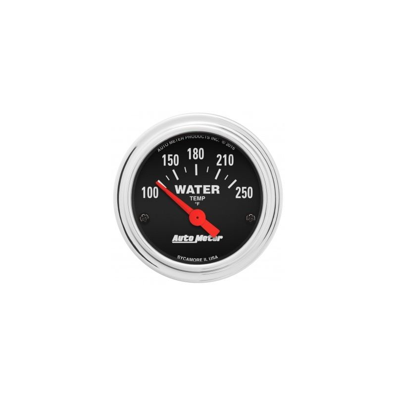 2532 2-1/16 in. Water Temperature, 100-250 F, Air-