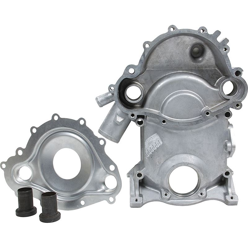 ALL90019 Timing Cover Pontiac V8 with Timing Marks