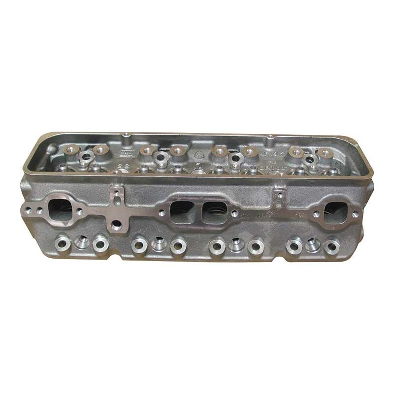 Iron Eagle S/S Cylinder Heads, Cast Iron, Bare, 16