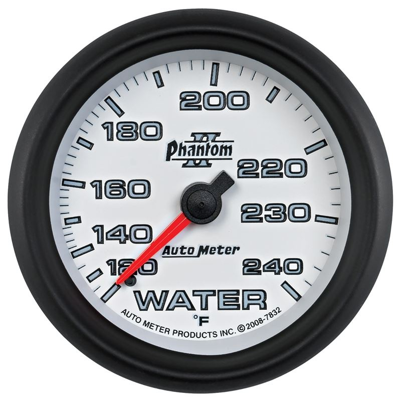 7832 2-5/8 in. Water Temperature, 120-240 F, 6 Ft.
