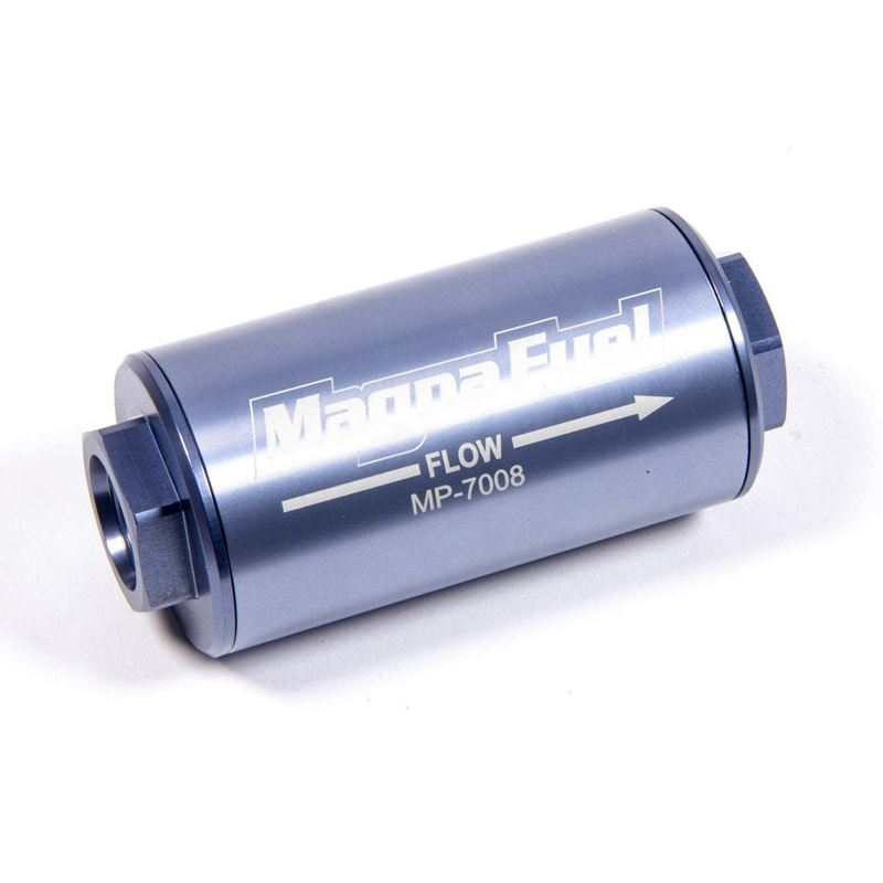 MP-7008 25 Micron, -10AN In-Line Filter, Stainless
