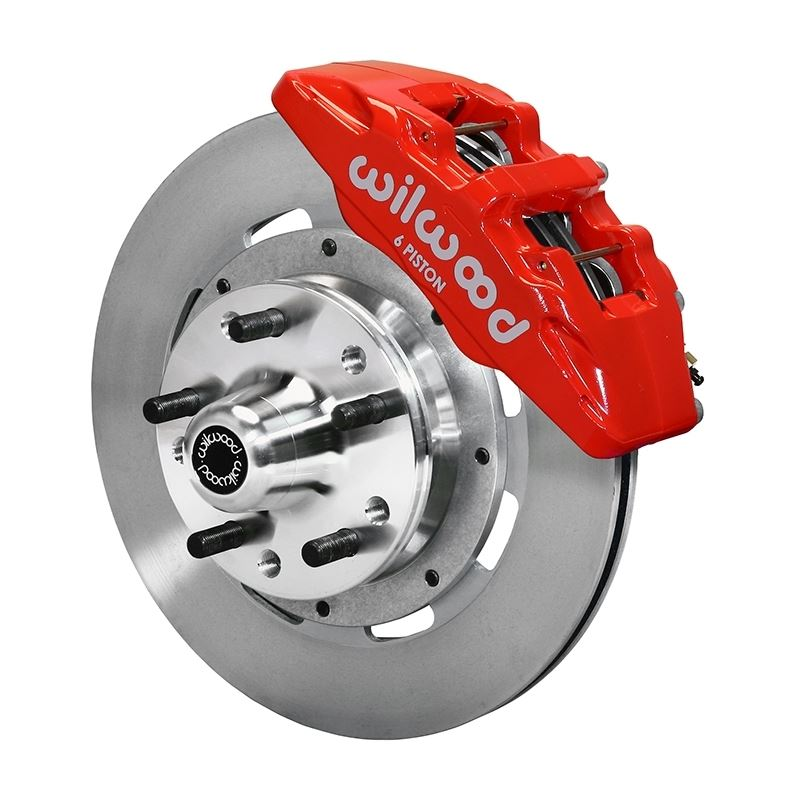 140-12947-R Dynapro 6 Big Brake Series, Red 12.19