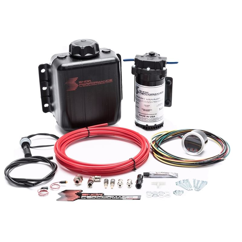 SNO-210 Stage 2 Water/Methanal Injection Kit, Prog