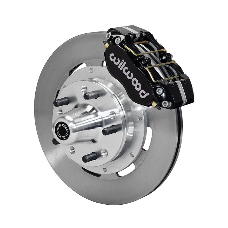 140-13344 Dynapro Big Brake Series, Black 12.19 in
