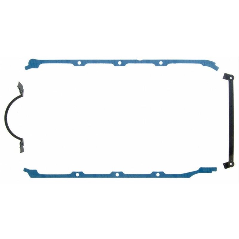 1863 Aftermarket Small Block Chevy Oil Pan Gasket,