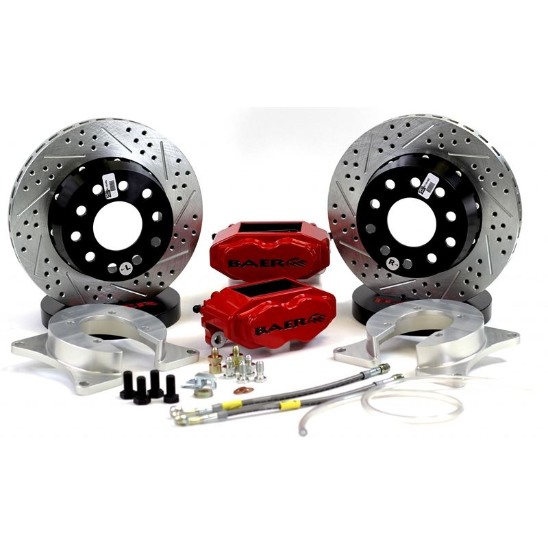 4262325R Brake System 11 Inch Rear SS4+ No Park Br