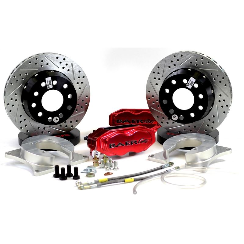 4262668FR Brake System 11 Inch Rear SS4+ Deep Stag