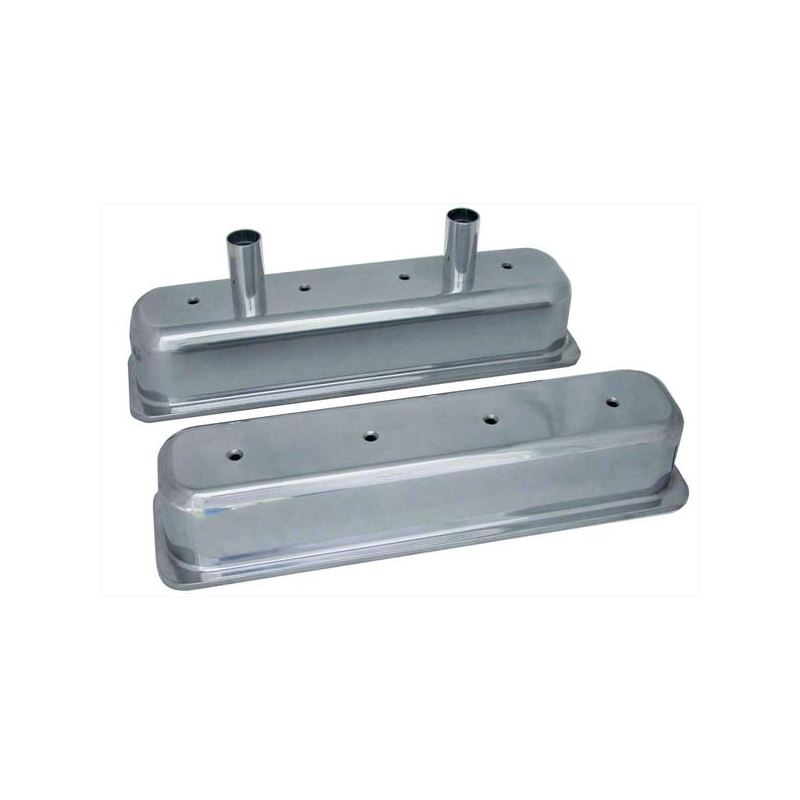 70037 3 11/16 in. Tall Aluminum Valve Covers, 1987