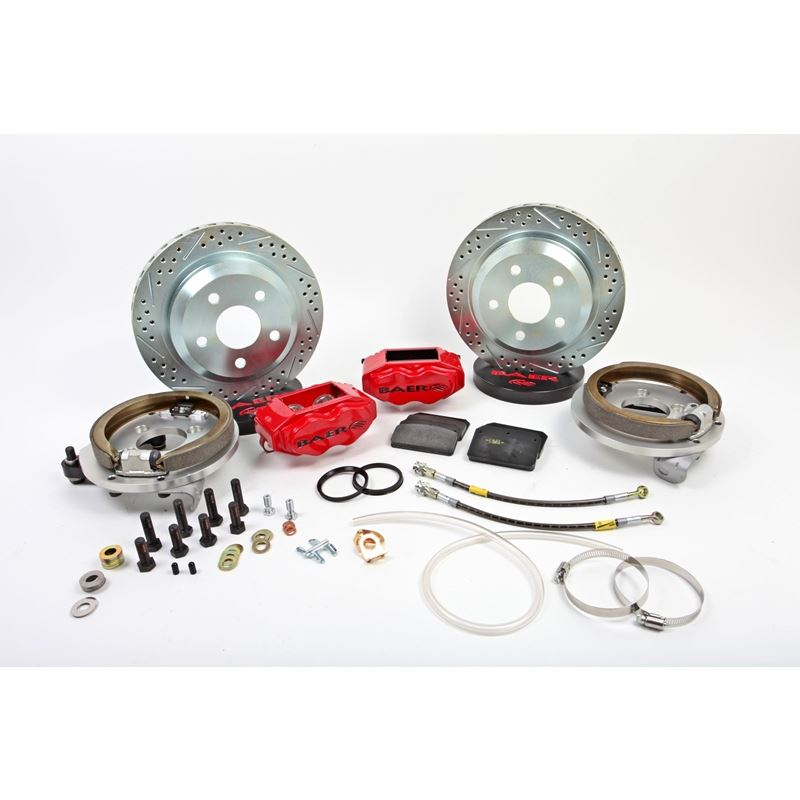 4302332R Brake System 12 Inch Rear SS4 with Park B