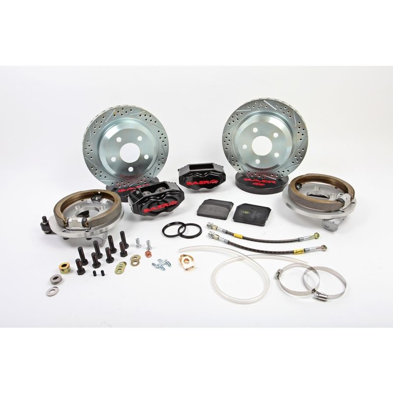 4302332B Brake System 12 Inch Rear SS4 with Park B