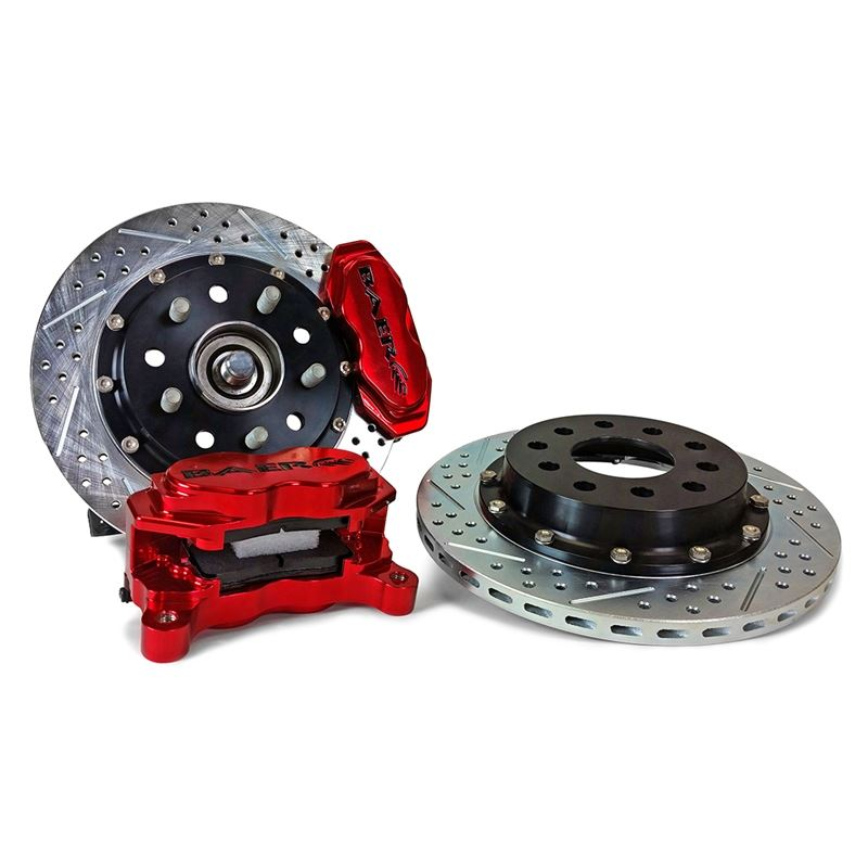 Brake System 11.625 Inch Front SS4+ Deep Stage Dra