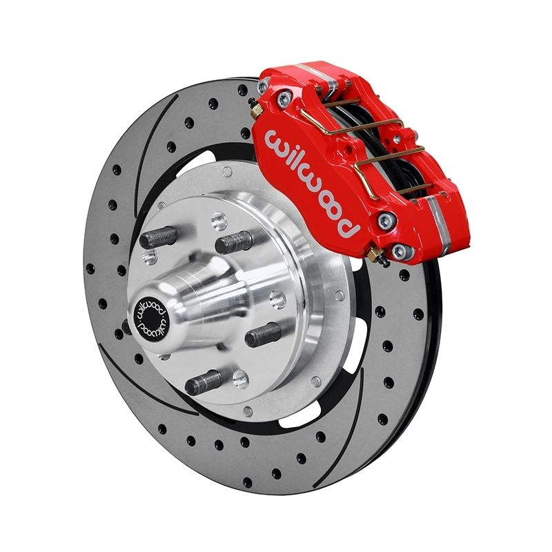 140-13344-D Dynapro Big Brake Series, Black 12.19