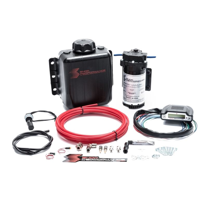 SNO-310 Stage 3 Water/Methanal Injection Kit, Boos