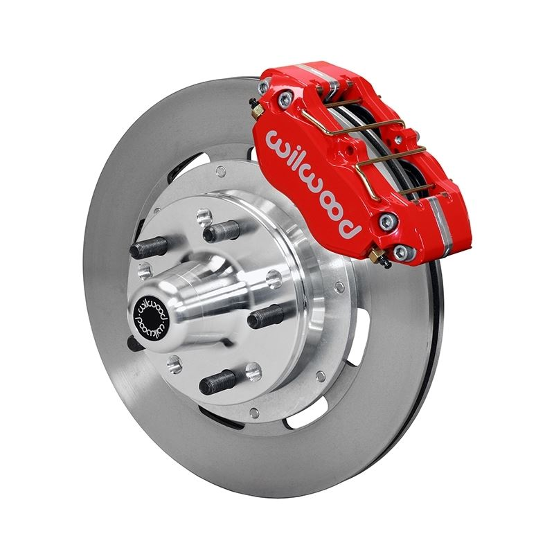 140-13344-R Dynapro Big Brake Series, Red 12.19 in
