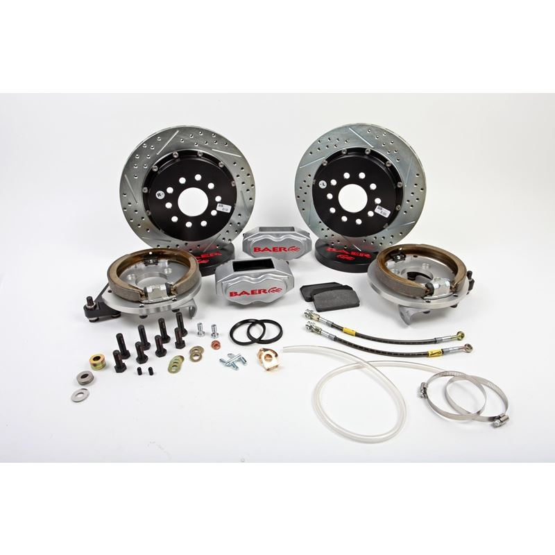 4302337B Brake System 12 Inch Rear SS4 with Park B