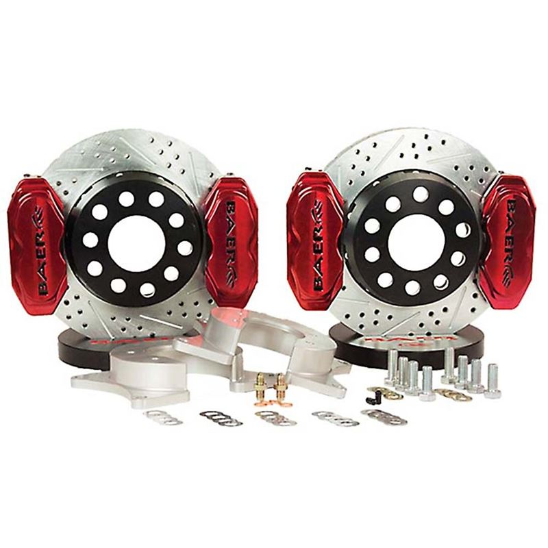 4262669FR Brake System 11 Inch Rear SS4+ Deep Stag