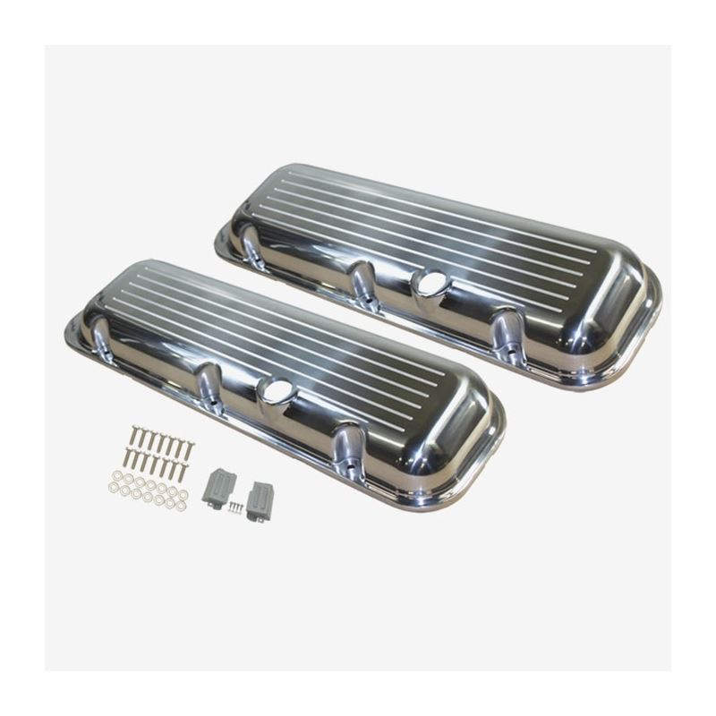 SP8534 Chevy Big Block Short Ball Milled Polished