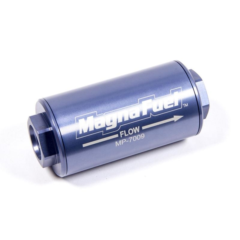 MP-7009 74 Micron, -10AN In-Line Filter, Stainless