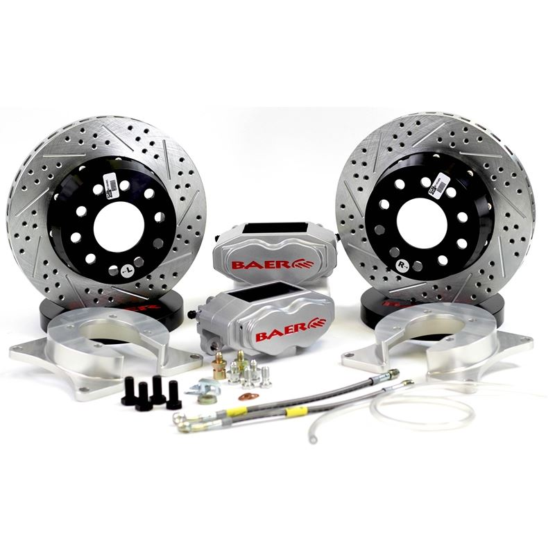 4262325S Brake System 11 Inch Rear SS4+ No Park Br